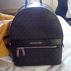 NWOT - Michael Kors Medium Laney Backpack